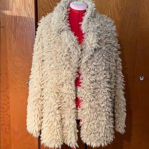 Muppet fur coat new nwot